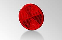Red reflex reflectors