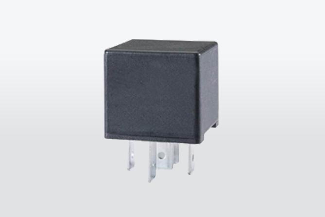 Mini relais contact 12V 5 pin