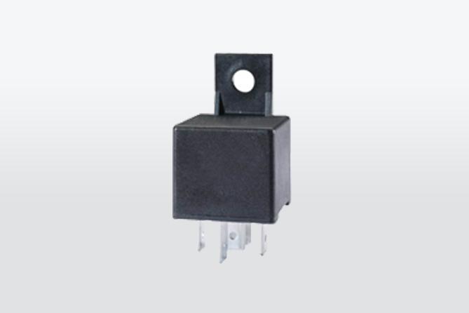 Mini relais switch 12V 5 pin