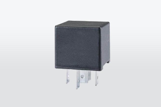 Mini relais contact 24V 5 pin