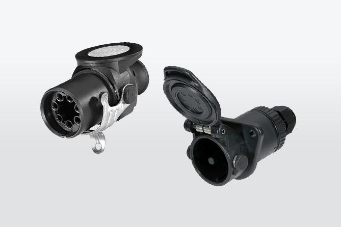 ABS EBS sockets & plugs