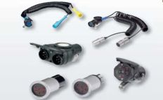 Adapters & test plugs 24V