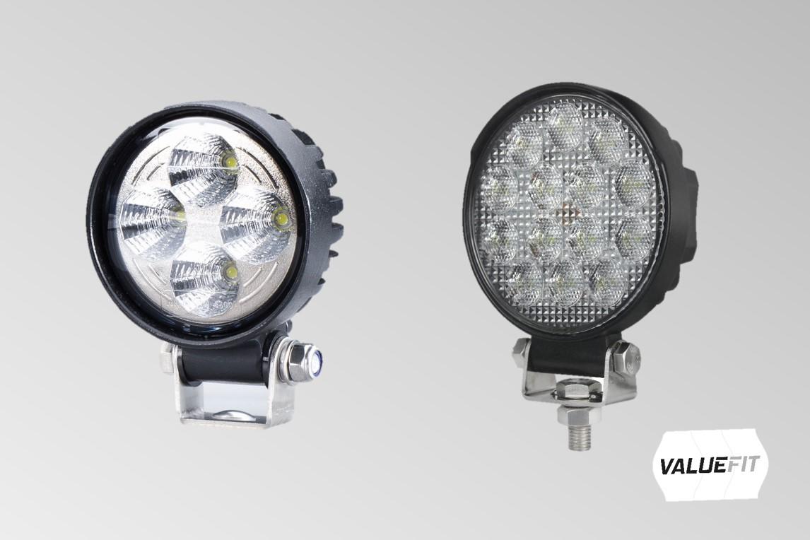 LED ValueFit ronde