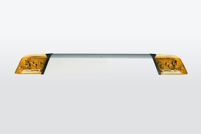 Light bars OWS 7 amber