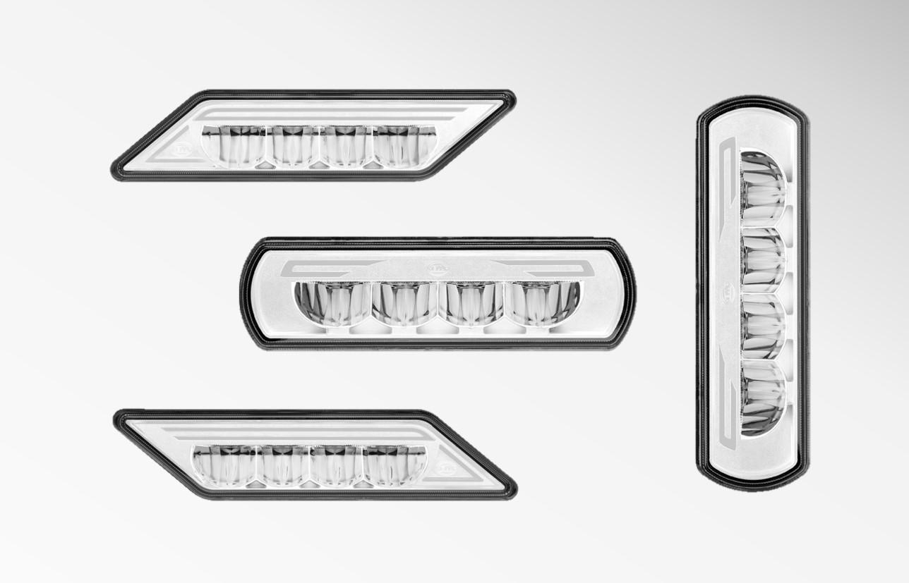 Lampes de travail modulaires