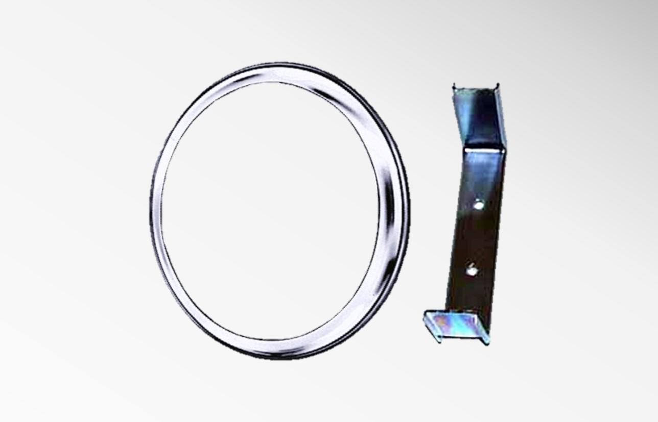 Onderdelen en accessoires verlichting achterzijde