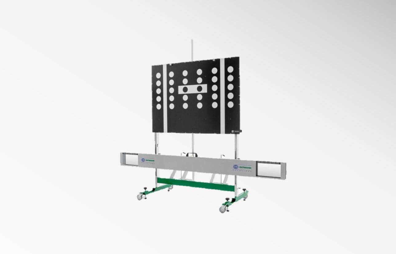 Kamera- und Radar-Kalibrierungsgeräte